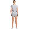 Mons Royale W's Cali Cap Square T-Shirt Grey Marl